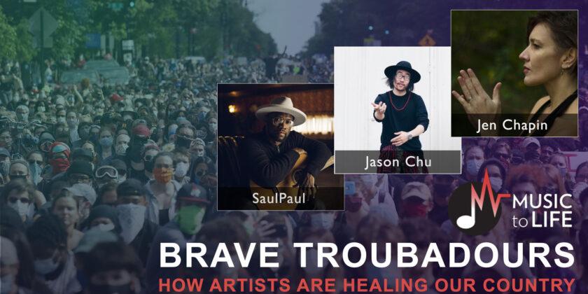 Brave Troubadours: November 18, 2020