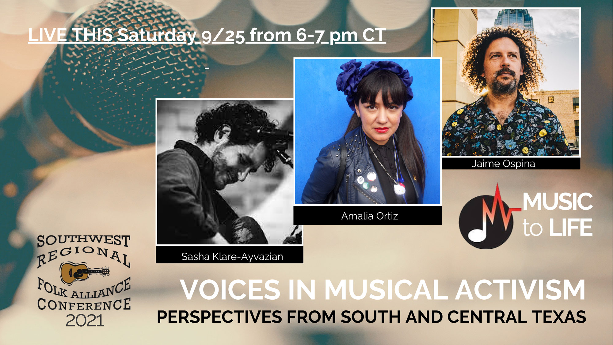 Voices in Musical Activism