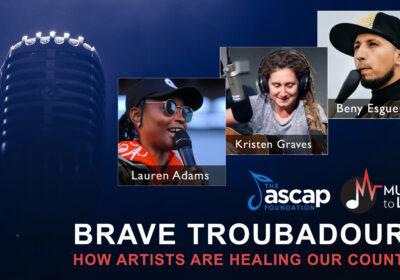 Brave Troubadours October, 2021