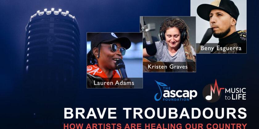Brave Troubadours: October 21, 2021